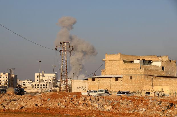 ABD, Esed rejimi yanlısı milisleri vurdu