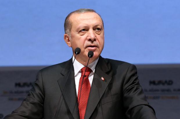 Cumhurbaşkanı Erdoğan, Cahit Zarifoğlu ile Abdurrahim Karakoç'u andı