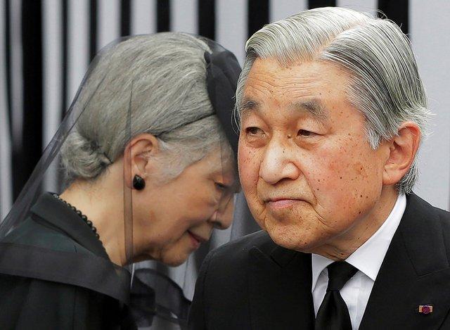 Japonyada 200 yıl sonra bir ilk: İmparator tahttan çekilebilir