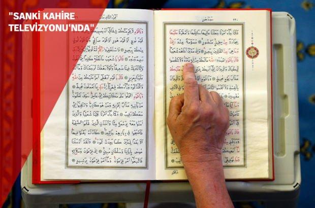 Bardakçı'dan Kur'an okuma yarışmasına eleştiri: Türk üslubu yere serildi!