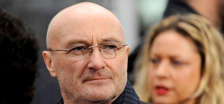 Dünyaca ünlü İngiliz şarkıcı Phil Collins, kaza geçirdi