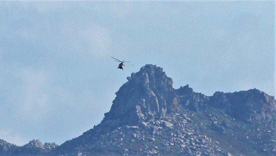 Kato Dağı'nda çok sayıda silah ve mühimmat ele geçirildi