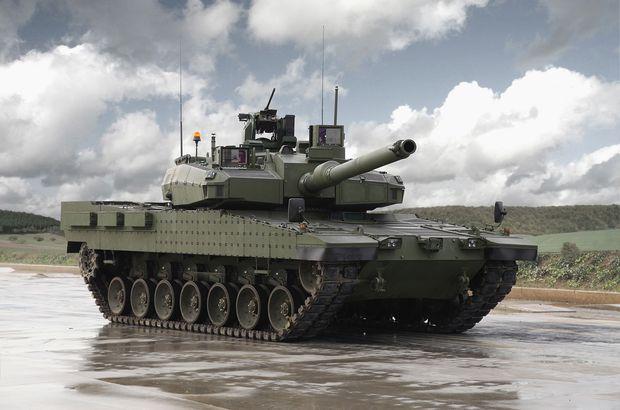 Milli İmkanlarla Modern Tank Üretim Projesi Altay Projesi