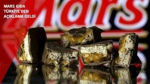 Çikolata devi Mars'a ölümcül bakteri şoku!