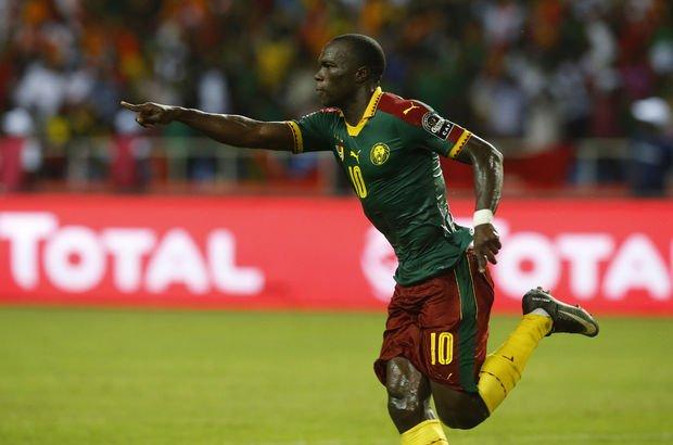 Kamerun kazandı! Aboubakar...