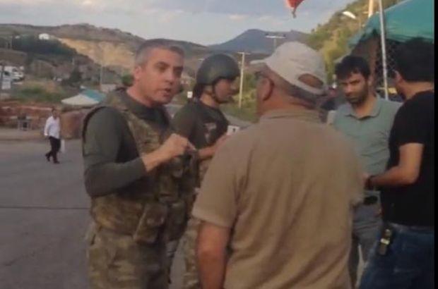 Güvenlik güçleri HDP'li Alican Önlü'den şikayetçi oldu