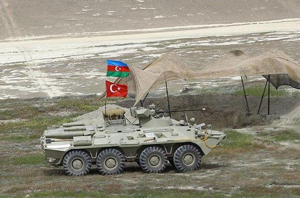Türkiye ve Azerbaycan ortak tatbikat başlattı