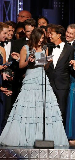 2017 Tony Ödülleri sahiplerini buldu