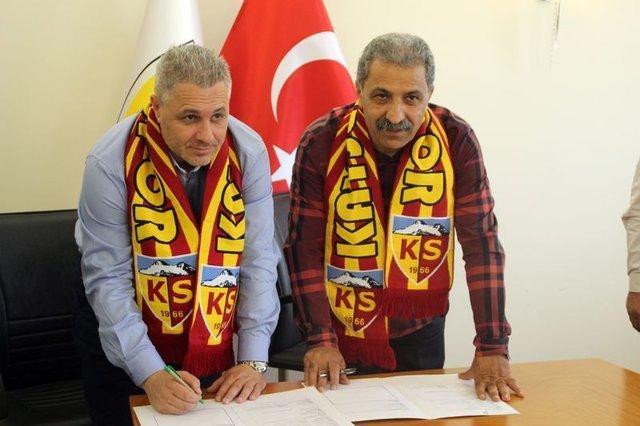 Bahis skandalıyla tanınan Sumudica Kayserispor'da