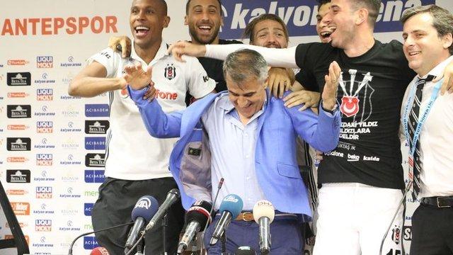Beşiktaş'ta Şenol Güneş krizi