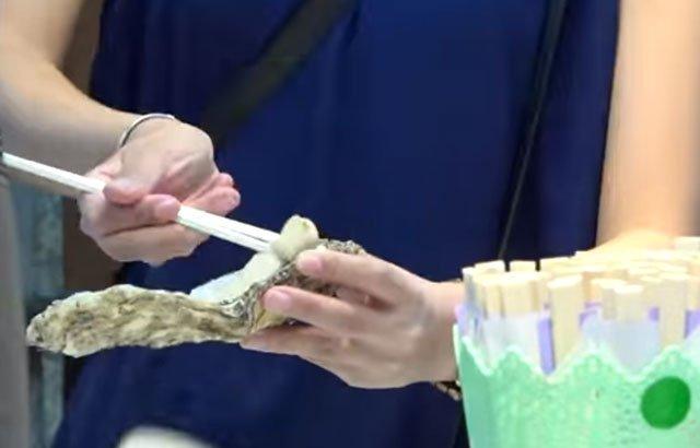 İşte Japonların sokak lezzetleri!