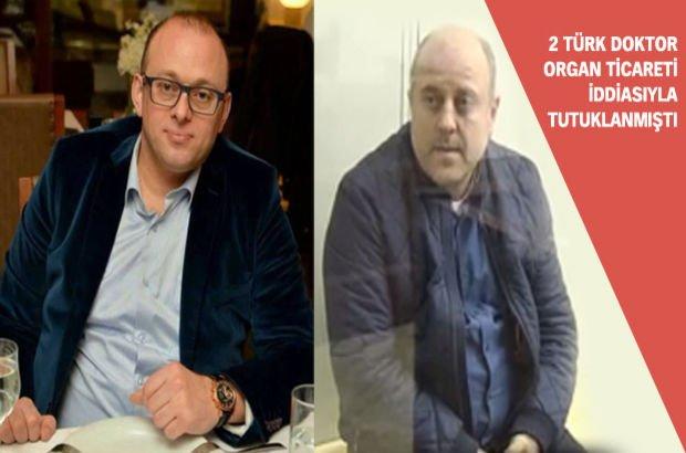 Ukrayna'da yargılanan 2 Türk doktordan komplo iddiası