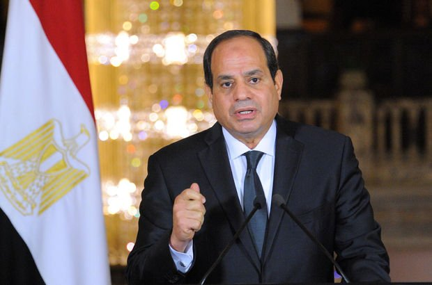 Mısır Cumhurbaşkanı Sisi, Almanya'da