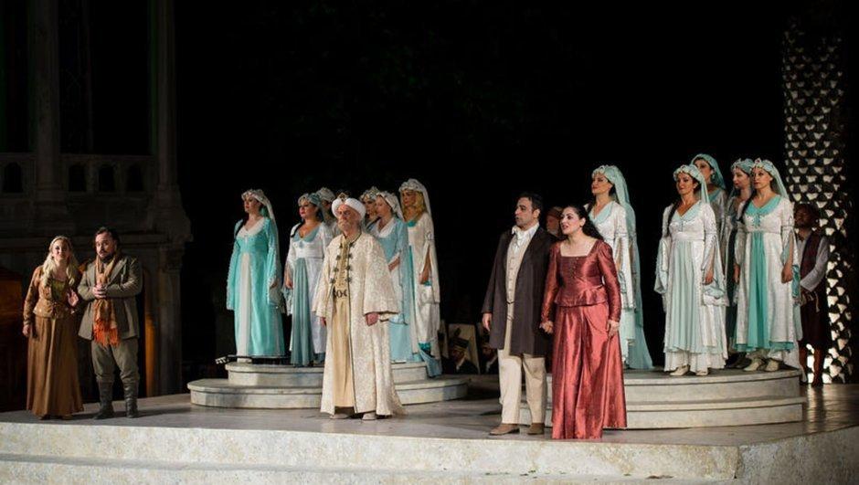 Uluslararası Opera Festivali başlıyor