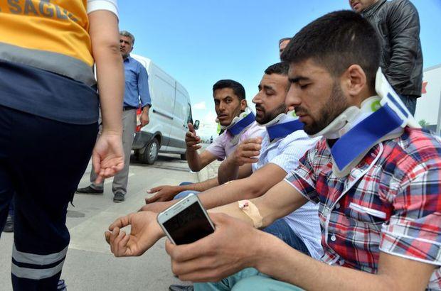 Erzurum'da kaza yapan şoförden akılalmaz savunma