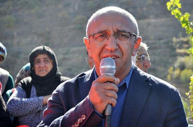 HDP'li Alican Önlü hakkında dokunulmazlığının kaldırılması talebiyle fezleke!