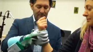 Kas hastalıklarının teşhisinde fark yaratan eldiven