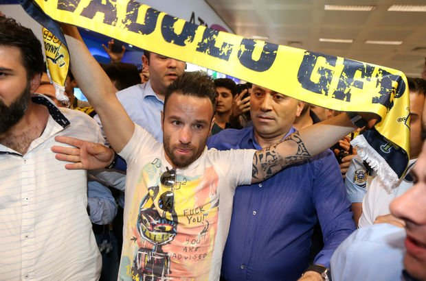 Valbuena, Fenerbahçe'ye 12 yıl sonra gelen ikinci Fransız