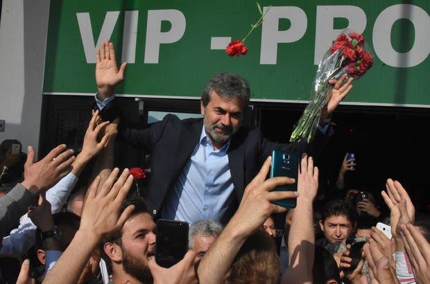 Aykut Kocaman, Ocak ayında ayrılacağını bildirmiş