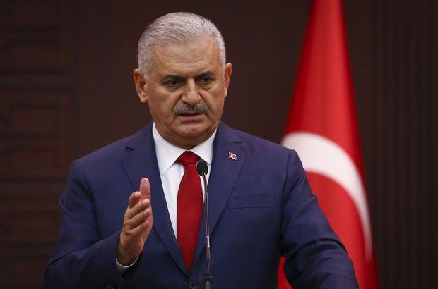 Başbakan Binali Yıldırım'a fahri doktora unvanı verildi