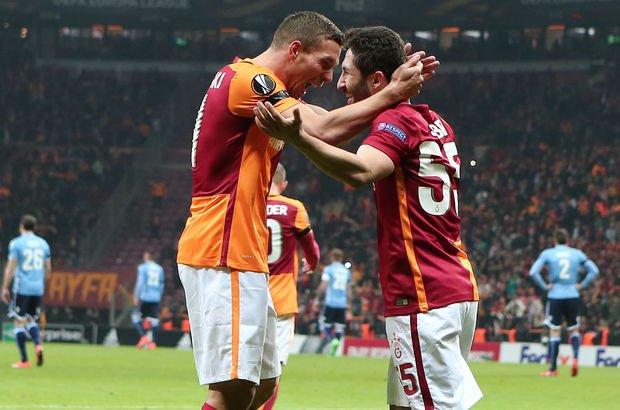 Poldi'den Sabri'ye destek!