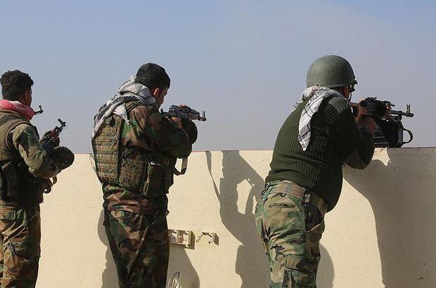 DEAŞ'tan Irak'ta Peşmerge güçlerine saldırı!