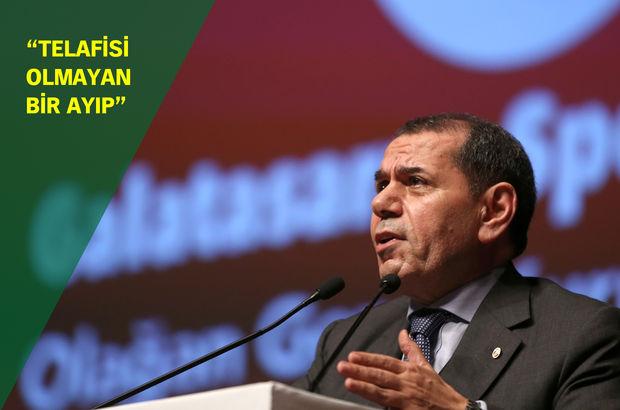 Faruk Süren'den Dursun Özbek'e: Beni itibarsızlaştırmak için çabalıyor