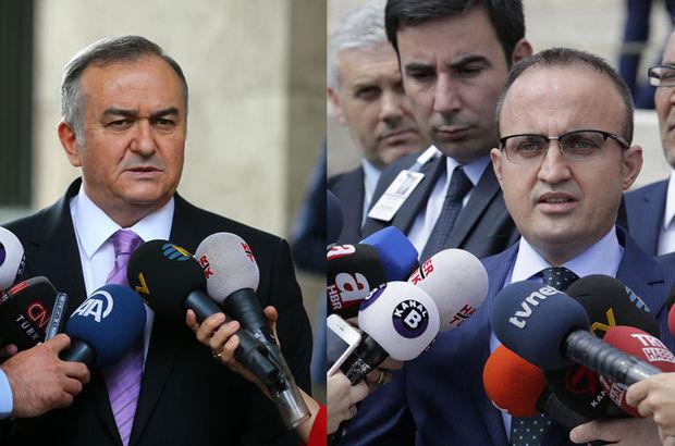 AK Parti ve MHP'den Berberoğlu açıklaması