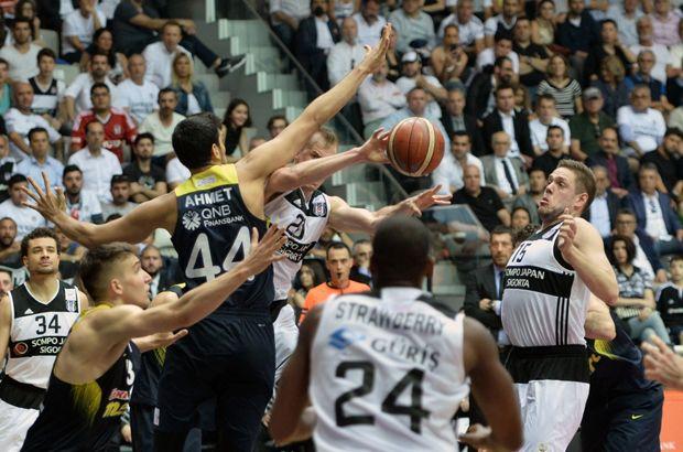 Beşiktaş: 80 - Fenerbahçe: 86 Basketbol Maçı - MAÇ SONUCU