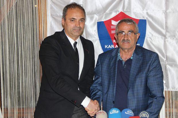 Karabükspor, Erkan Sözeri'ye emanet