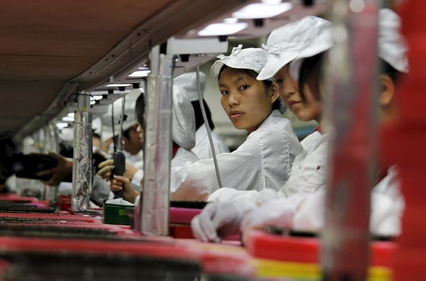 apple fabrika