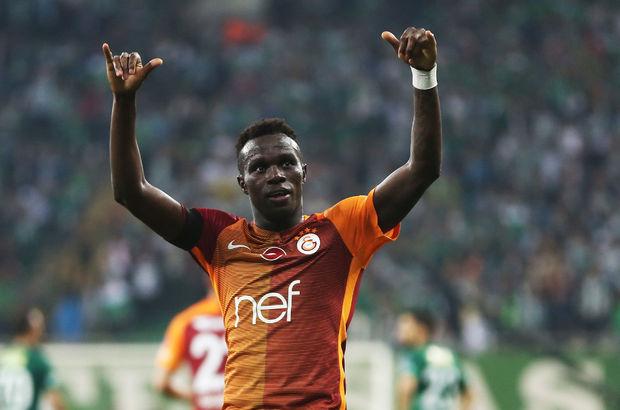 RB Leipzig'e transfer olan Bruma'dan Galatasaray'a duygusal veda