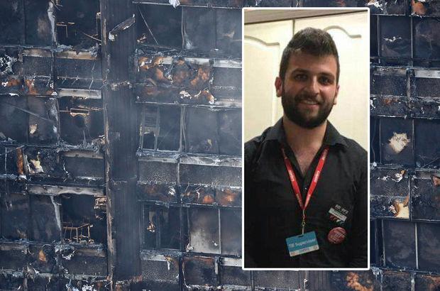 Londra'daki yangınla ilgili korkutan açıklama: Canlı kimseyi beklemiyoruz