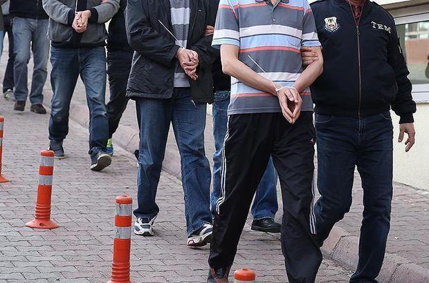 Son Dakika! FETÖ'den tutuklananlar ve gözaltına alınanlar (15 Haziran 2017)