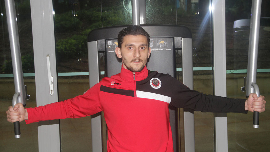 Süper Lig'de 3 dakika oynadı!