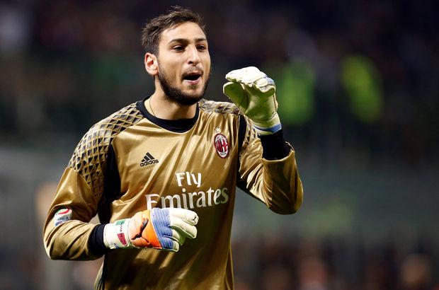 Donnarumma, Milan'la sözleşme yenilemeyecek
