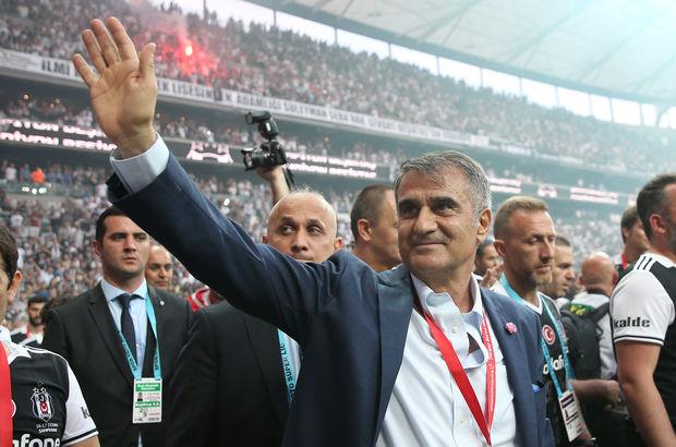 Beşiktaş Şenol Güneş ile yeniden anlaştı