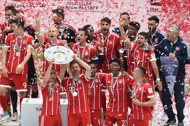 Avrupa'nın en değerli takımları açıklandı