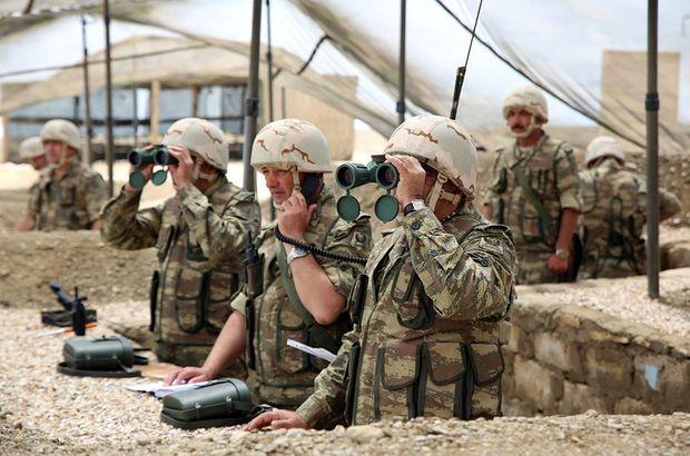 Azerbaycan asker çatışma