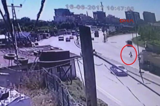 Sultangazi'de hafriyat kamyonu genç kızın ölümüne sebep oldu