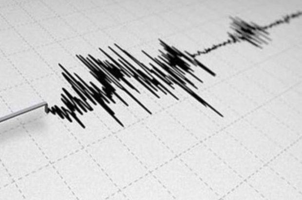 Son Dakika... Ege Denizi'nde deprem! Son Depremler!