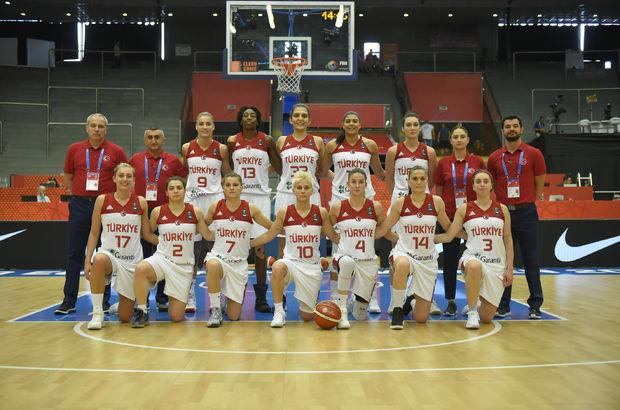 Türkiye: 69 - Slovakya: 58 | MAÇ SONUCU