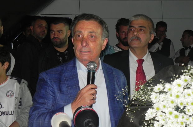Beşiktaş 2. Başkanı Ahmet Nur Çebi Burak Yılmaz'la ilgili konuştu