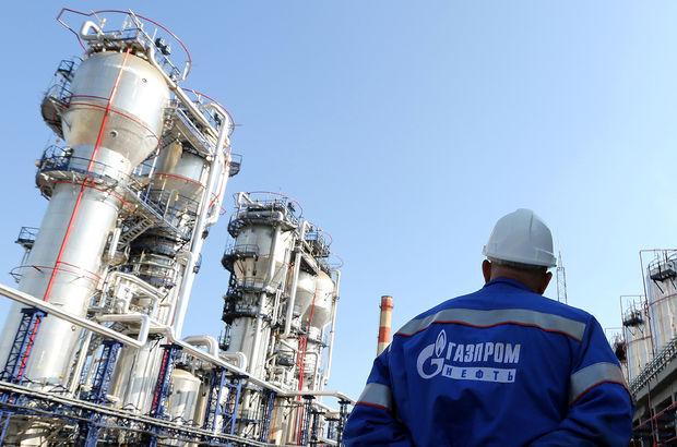 Gazprom'un Türkiye'ye sevkiyatı yüzde 23.4 arttı