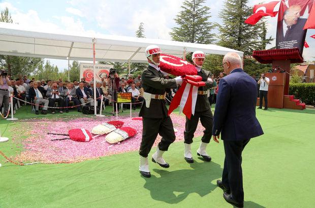 Süleyman Demirel Isparta