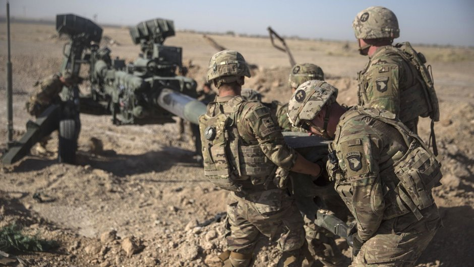 Afganistan'da ABD'ye şok: 4 asker hayatını kaybetti