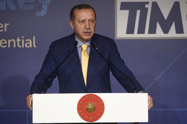 Recep Tayyip Erdoğan, TİM