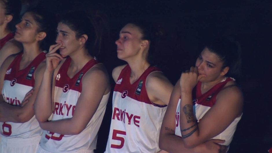 kadın basketbolcular