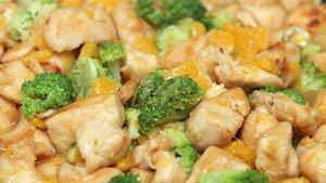 Zencefili tavuk nasıl yapılır? Zencefilli tavuk tarifi ve malzemeleri...