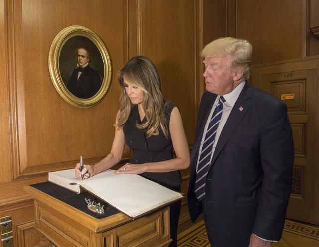 First lady diplomasisi